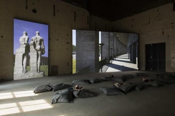 David Claerbout at Galerie Rudolfinum