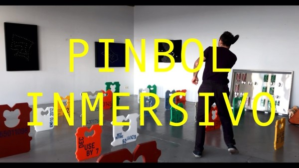 Immersive Ping-Pong with Gabriel Kuri