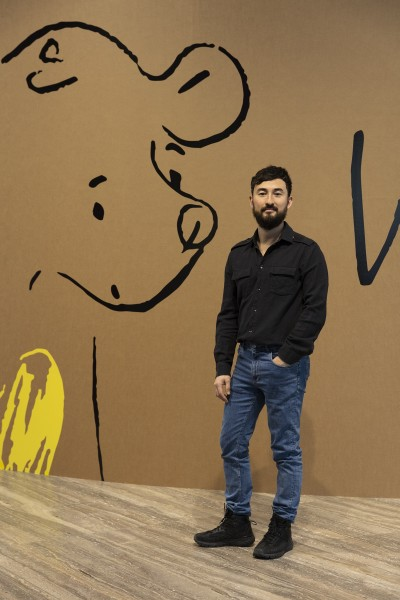 Artist Talk with Simon Fujiwara