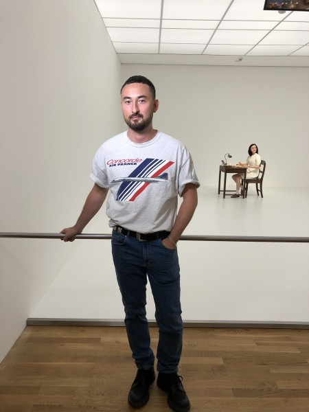 Simon Fujiwara wins Audience Award at  Preis der Nationalgalerie Shortlist Exhibition 2019