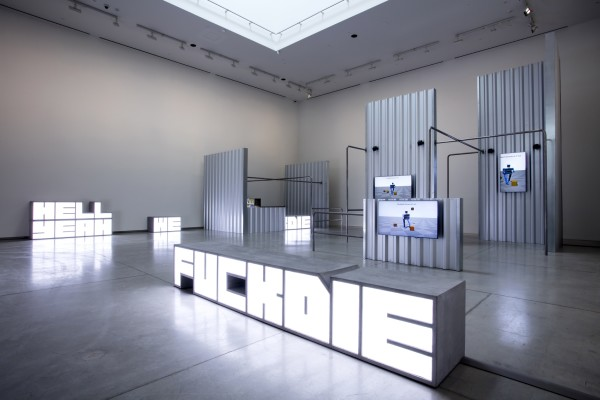 Hito Steyerl at Art Gallery of Ontario