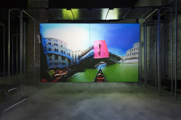 Hito Steyerl at Neuer Berliner Kunstverein