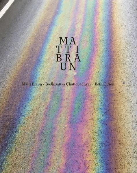 Book Launch & Reading with Matti Braun