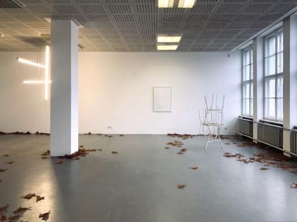 Martin Boyce – haubrok foundation, Berlin