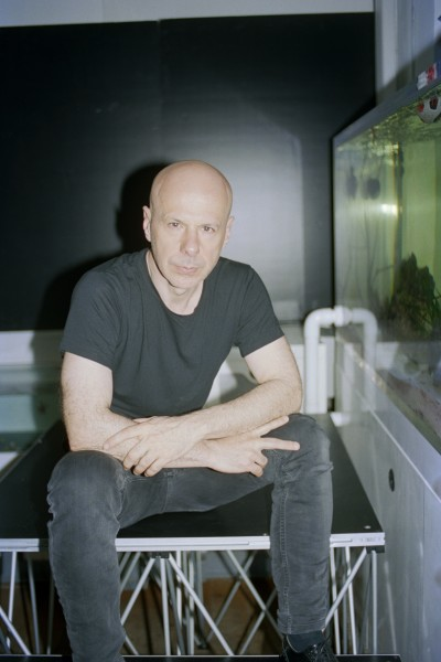 Artist Talk with Philippe Parreno