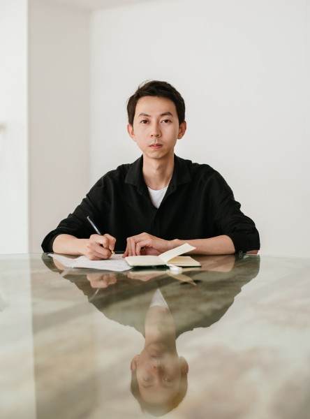 Artist Discussion with Tao Hui