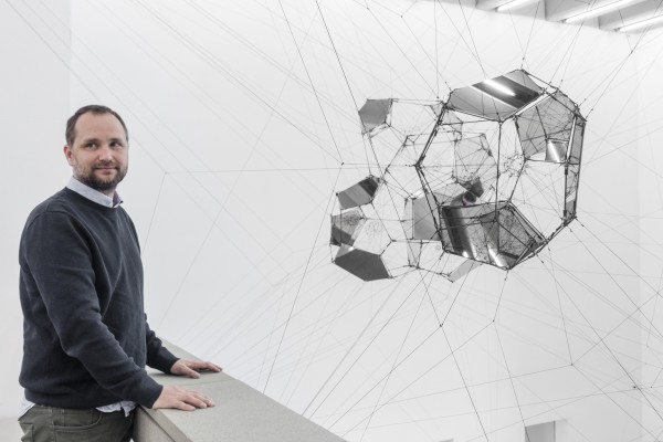 Artist Talk with Tomás Saraceno