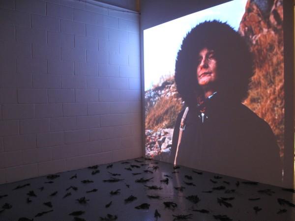 Projection of Sun Aikas Koittaa