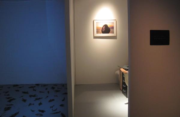 Sun Aikas Koittaa (Ending Scene), Editon of 3 plus 1 AP, showing here framed in natural maple frame.