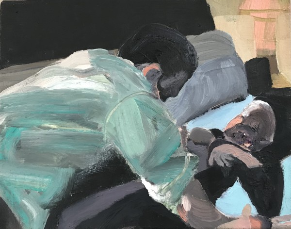 Melora Griffis, room six, 2014