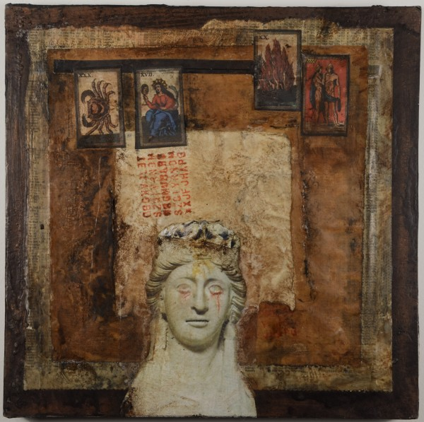 Dorothy Simpson Krause, Wasted Tears, 2000