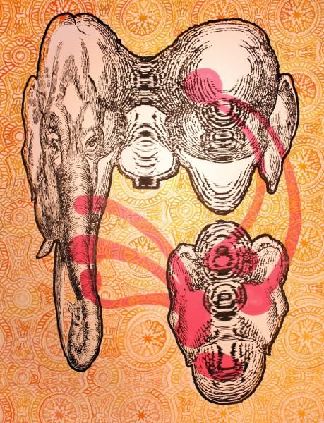 Brian Fekete, Ganesh Ruminates, 2010