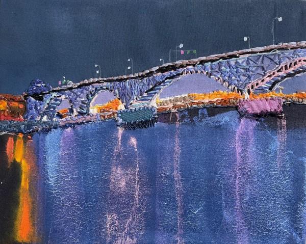 Melora Griffis, peace bridge pm 1, 2021