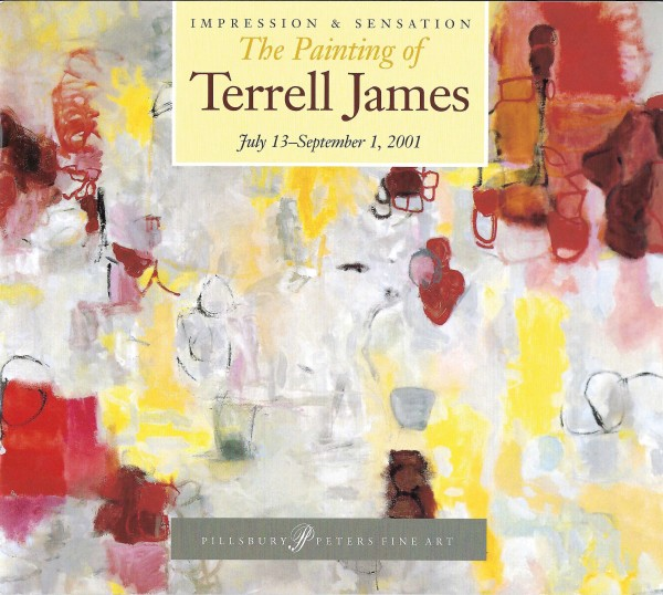 Impression & Sensation: The Painting of Terrell James