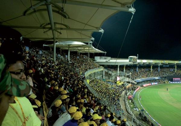 Chepauk Stadium Hopkins Architects