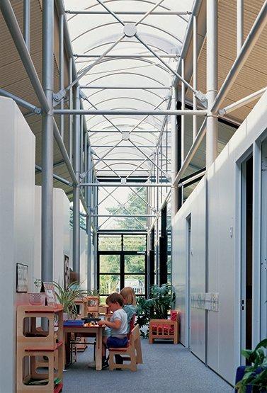 Fleet Velmead Infants School Hopkins Architects