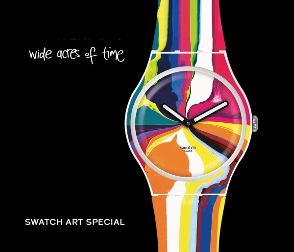 Swatch Art Special