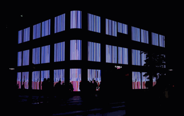 Oxford Street Digital Projection