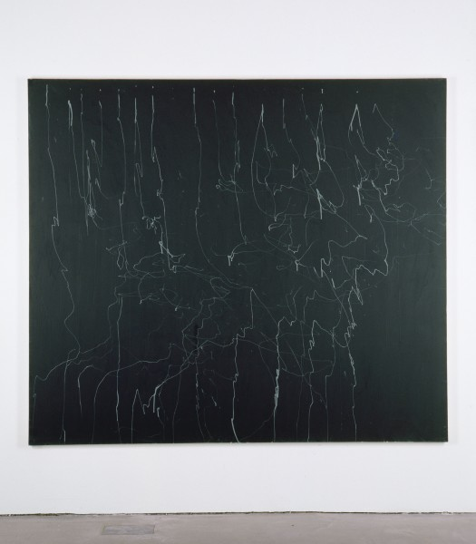 Painting made with an Electric Fan, No.5, 1989