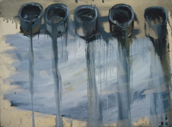 Paint Pots, 1988