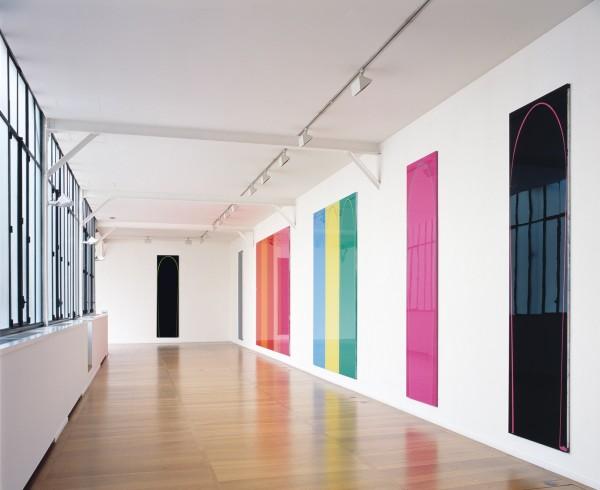 Galerie Xippas, Paris, 2001