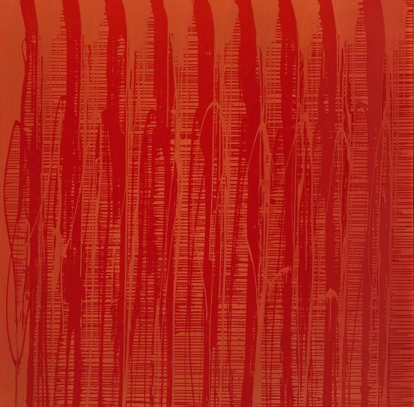 Red Oxide, No. 1, 1991
