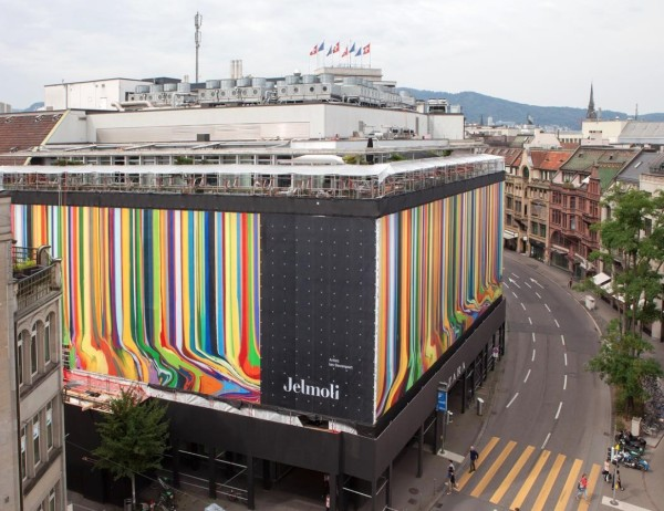 Jelmoli Department Store, 2016