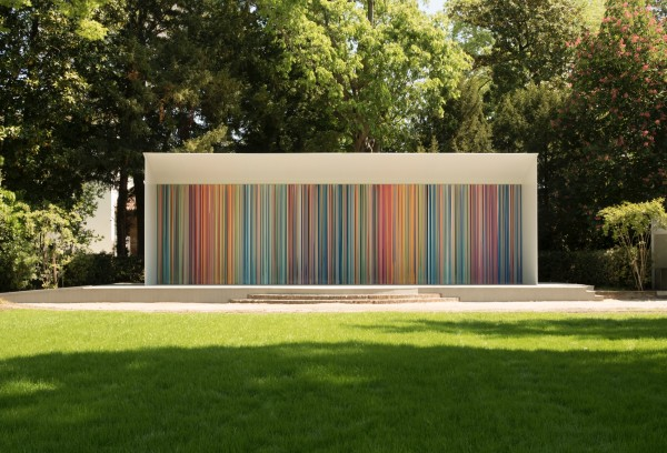 Giardini Colourfall, 2017