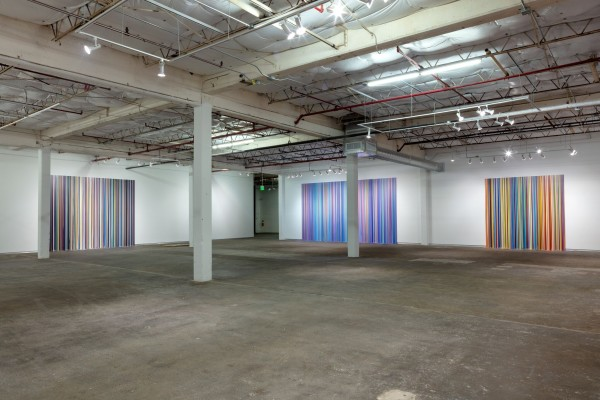 Installation image from 'Horizons' at Dallas Contemporary