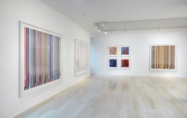 Prismatic Installation, Cristea Roberts Gallery, 2011
