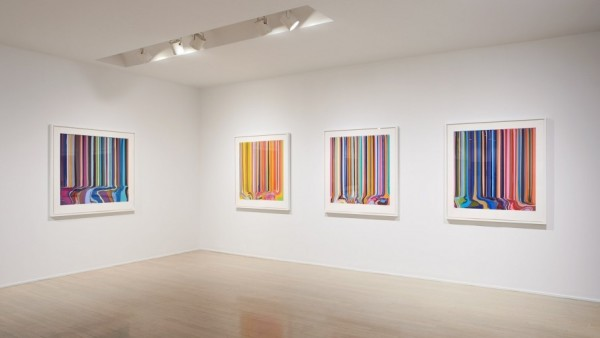 Pace Prints Installation Shot, New York, 2014