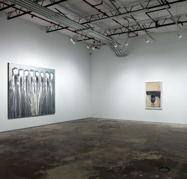 Install Shot from Horizons at Dallas Contemporary, 2018