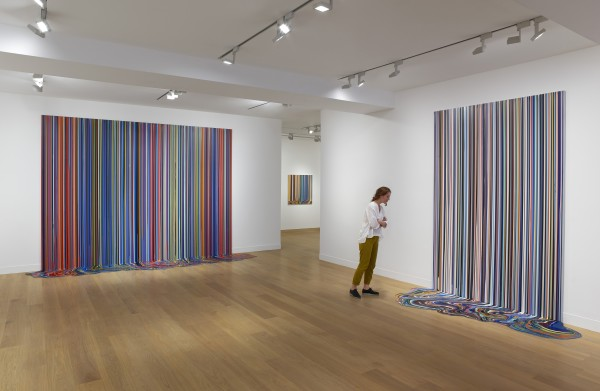 Colourscapes, Waddington Custot Gallery, 2018