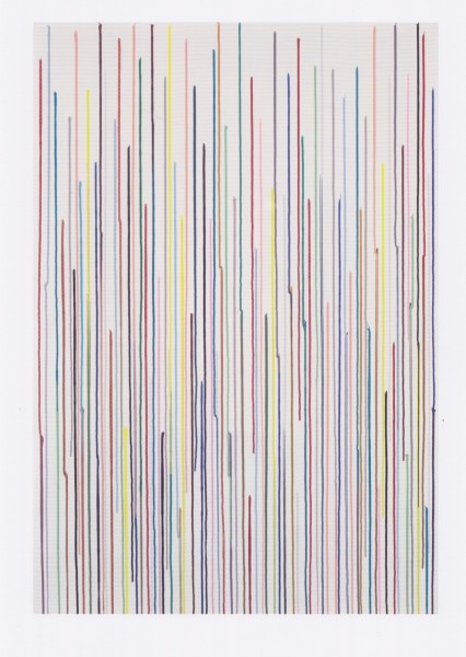 Staggered Lines - Trill, 2013