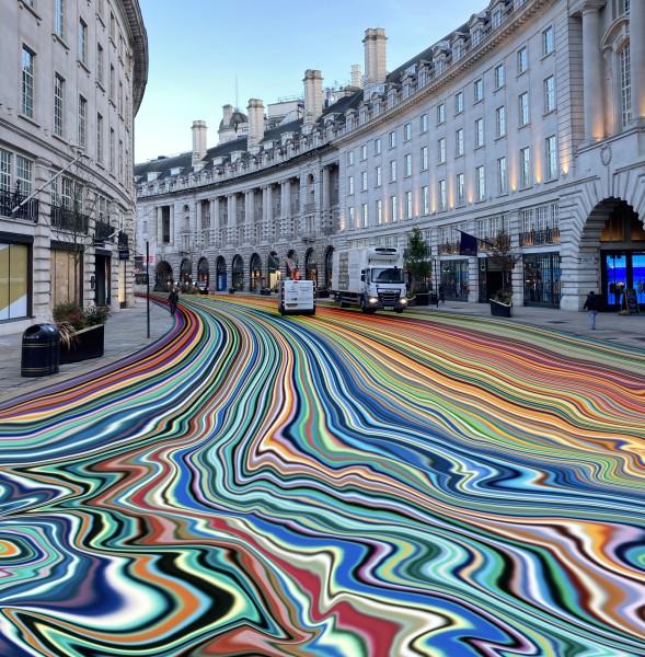 Regent Street Fantasy Project, 2021