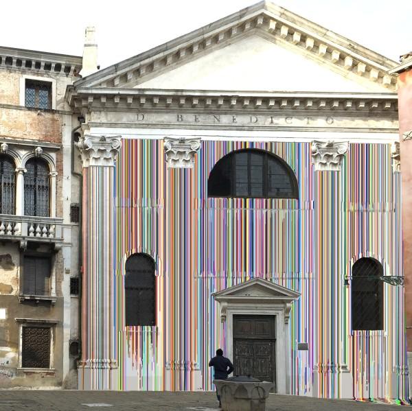 San Beneto Church, Venice, 2016