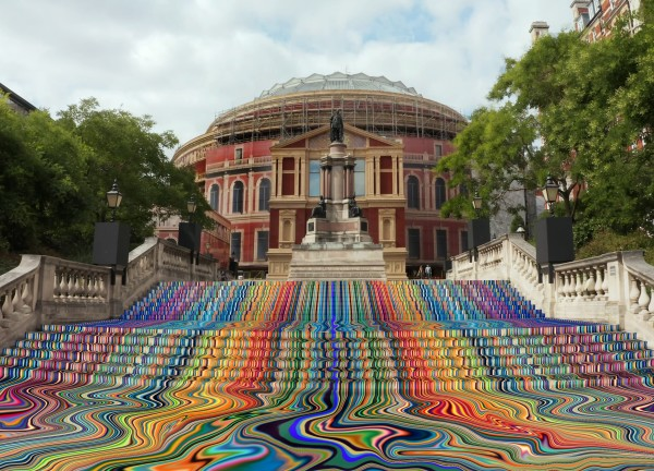 Royal Albert Hall, London, 2020