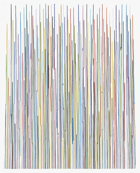 Staggered Lines - Mode, 2012