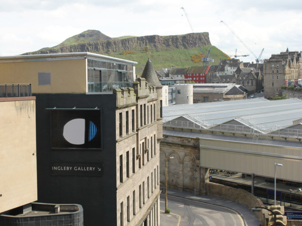 Projectile Sun 2013 10 x 13.5 ft billboard installation