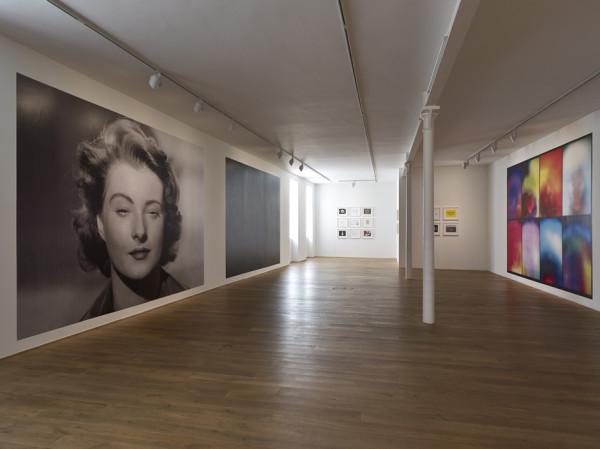 Installation view of Billboard for Edinburgh December 2014 - January 2015 Ingleby Gallery, Edinburgh