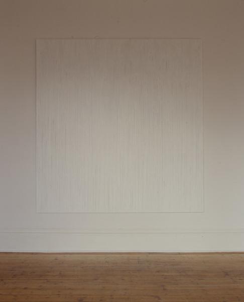 Resonance 18 2004 oil on canvas 225cm x 203cm