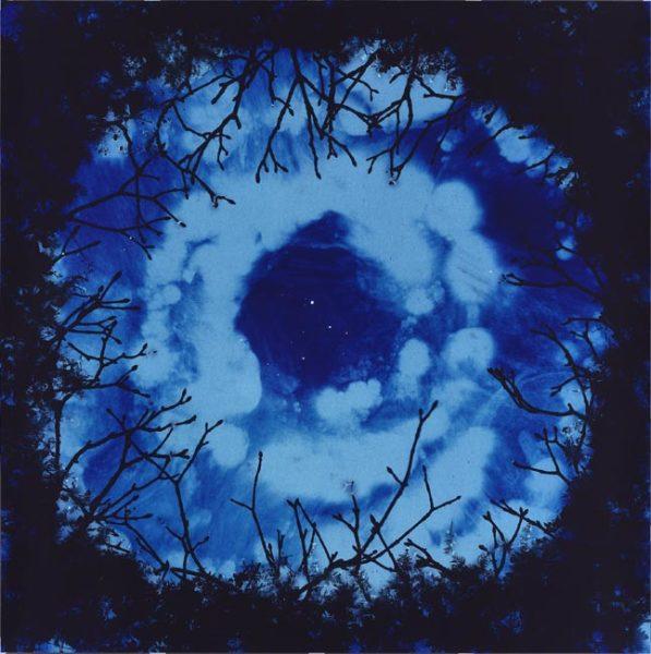 Stilled 2006 dye destruction (Ilfochrome) print, series of 5 each unique 110.5cm x 110.5cm framed