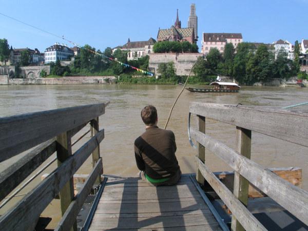Fair Proposal no.13: Fishing the Rhine Sunday 10th June 2007