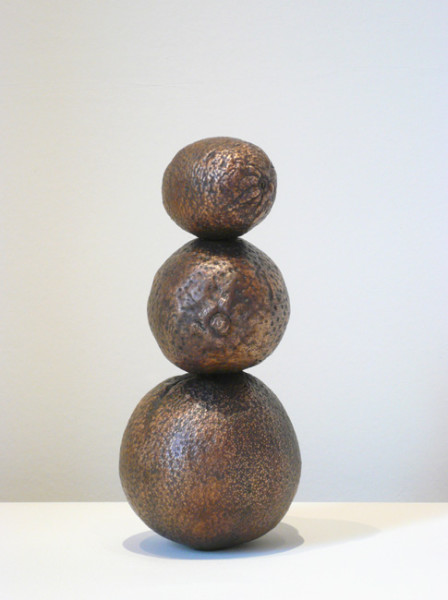 Signals (Detail) 2007 Bronze, 3 pieces, edition of 6 18.5 x 8 x 8 cms | Please contact the gallery for further information