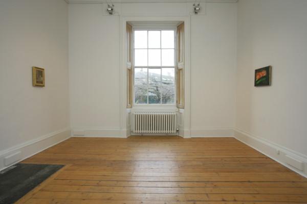 Howard Hodgkin & Edgar Degas - Installation View