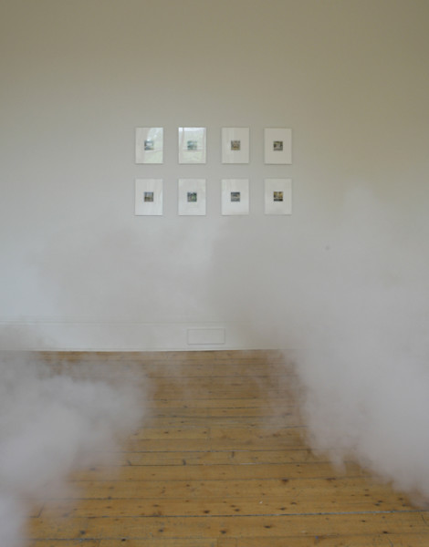 Smoke proposal installation view 2008