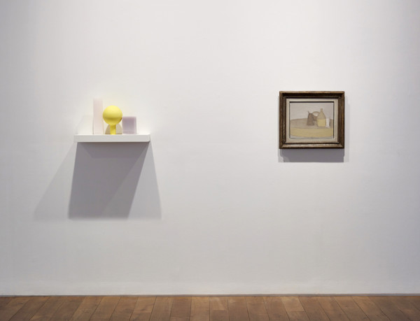 Installation view of the group exhibition Resistance and Persistence Ingleby Gallery, Edinburgh (November 2015 - January 2016)