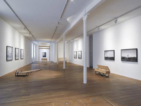 Installation view of Jonny Lyons' solo exhibition Dream Easy Ingleby Gallery, Edinburgh