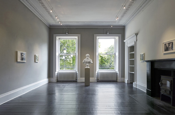 Installation view of the solo exhibition Jonathan Owen, 2016 Ingleby Gallery, Edinburgh (July - August 2016)
