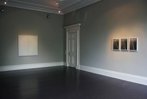 Installation view of and per se and: part VIII Richard Forster & Callum Innes Ingleby, Edinburgh (14 - 24 June 2017)